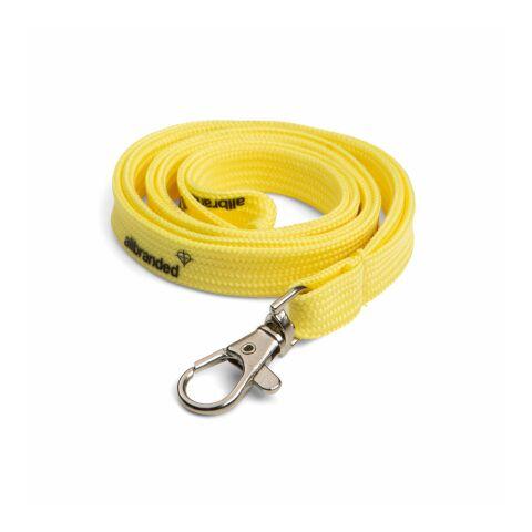 Schlauchband PMS Wunschfarbe | ohne Werbeanbringung | 10 mm | Handyschlaufe | Ohne Verschluss | Mit Safetyclip | Ohne Zubehör